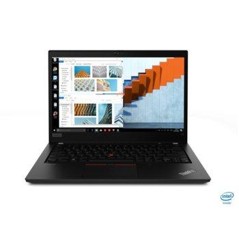 "Лаптоп Lenovo ThinkPad T14 (20S00012BM), четириядрен Comet Lake Intel Core i5-10210U 1.6/4.2 GHz, 14.0"" (35.56 cm) Full IPS Anti-Glare Display, (HDMI), 8GB, 512GB SSD, 1x USB 3.1 Type-C, Windows 10 Pro image"