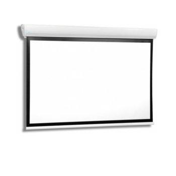 Екран Avers AKUSTRATUS 2 30-17 MG BB, за стена/таван, Matt Grey, 3000 x 1910 мм, 16:10 image