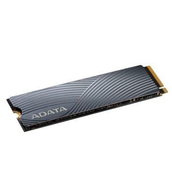 Памет SSD 500GB A-Data SWORDFISH, NVMe, M.2 (2280), скорост на четене 1800MB/s, скорост на запис 1200MB/s image