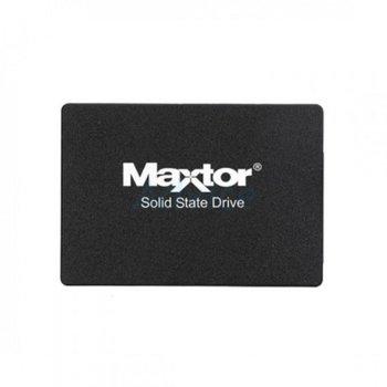 "Памет SSD 240GB Seagate Maxtor Z1, SATA 6Gb/s, 2.5"" (6.35 cm), скорост на четене 540 MB/s, скорост на запис 425MB/s image"