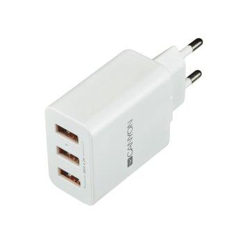 Зарядно устройство Canyon CNE-CHA05W product
