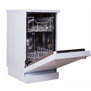 Съдомиялна Finlux DFX 4566A W, клас A, 10 комплекта, 6 температури, бяла image