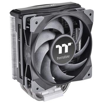 Охлаждане за процесор Thermaltake Toughair 310 (CL-P074-AL12BL-A), съвместимост със сокети Intel LGA 1200/115X & AMD AM4/AM3+/AM3/AM2+/AM2/FM2/FM1 image