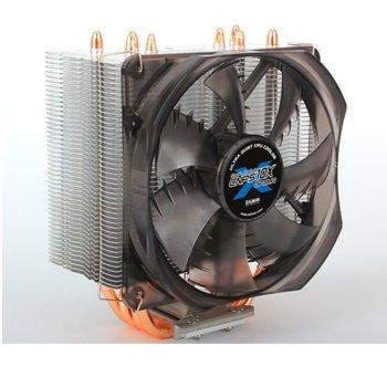 Охлаждане за процесор Zalman CNPS10X Optima 2011, Intel LGA2011/1155/1156/1150/1151/1366/775 & FM1/FM2/AM3(+)/AM2(+) image