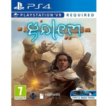 Игра за конзола Golem, за PS4 VR image