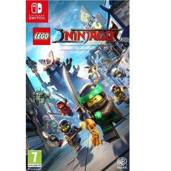 Игра за конзола LEGO Ninjago Movie, за Switch image