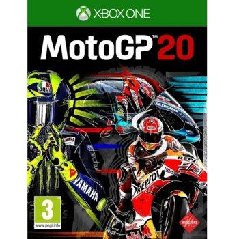 Игра за конзола MotoGP 20, за Xbox One image