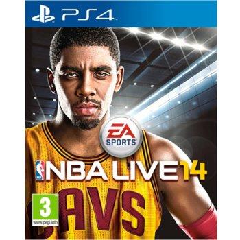 NBA Live 14 product