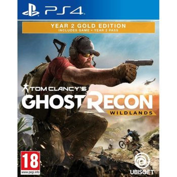 Ghost Recon: Wildlands Year 2 Gold (PS4) product