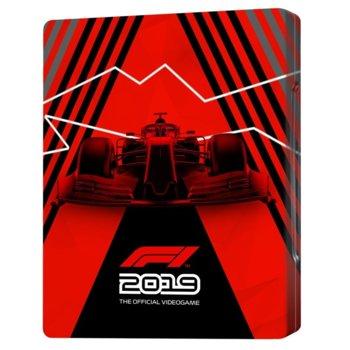 Игра F1 2019 - Anniversary SteelBook Edition, за PC image