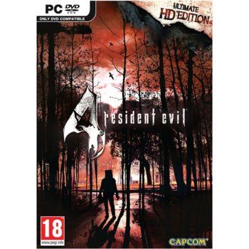 Resident Evil 4 Ultimate HD Edition product