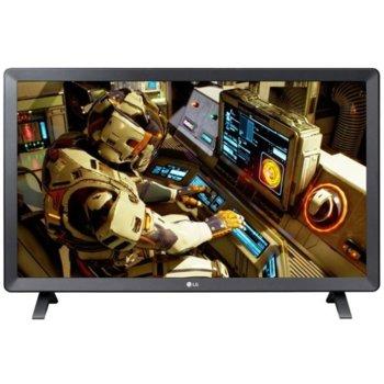 """Монитор LG 24TL520S-PZ, 23.6"""" (59.94 cm) WVA панел, HD, 5ms, 5 000 000:1, 200cd/m2, HDMI, 2x USB 2.0 image"""