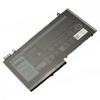 Батерия (оригинална) за лаптоп Dell, съвместима с Latitude E5250/E5270/E5470/ E5550/E5570, 11.4V, 4100mAh image