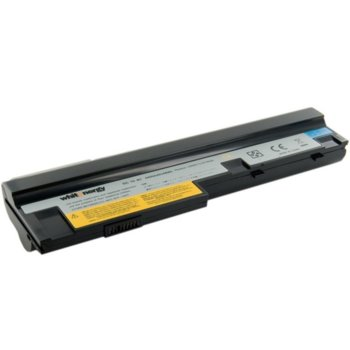 Батерия (оригинална) за лаптоп IBM Lenovo, съвместима със серия Ideapad S10-3 S10-3t U160 U165 - 3 cell 11.1V 2200mAh image