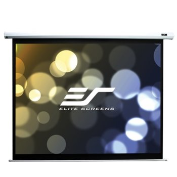 "Екран Elite Screens Saker SK150XVW2-E6, за стена, White, 3048 x 2286 мм, 150"" (381 cm), 4:3 image"