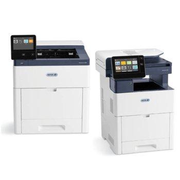 Лазерен принтер Xerox VersaLink C600DN, цветен, 2400 x 1200 dpi, 55 стр/мин, LAN100, Wi-Fi, USB 3.0, А4, двустранен печат image