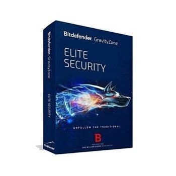 Софтуер Bitdefender GravityZone Elite, 5 - 14 потребителя, 1 година image