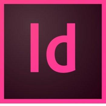 Софтуер Adobe InDesign CC, лиценз за 1 потребител, 1 година, английски image
