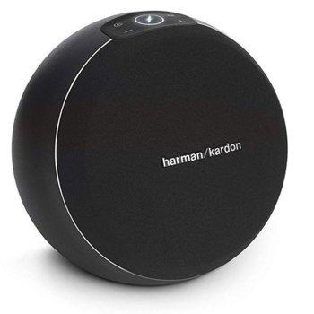Тонколона Harman Kardon OMNI 10 Plus, 2.0, 50W, Bluetooth, Aux-in, Wi-Fi, Ethernet, черна image