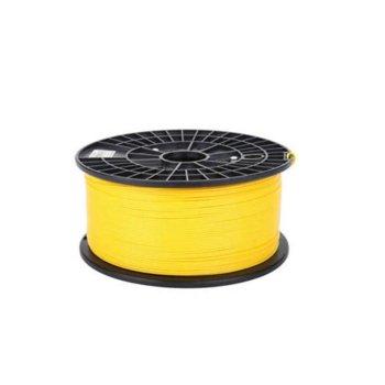 Консуматив за 3D принтер Acccreate, PLA, 1.75mm, жълт, 0.5kg image