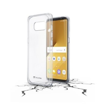 Cellular Line Clear Duo - Galaxy S8 Plus  product