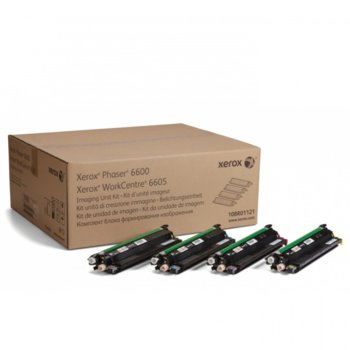 Imaging unit ЗА XEROX Phaser 6600/WC 6605 - B/C/M/Y - P№ 108R01121 - заб.: 60000k image