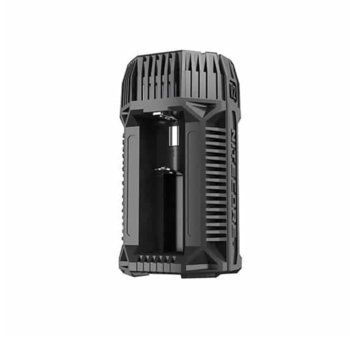 Зарядно устройствo Nitecore V2, 2x слота, 2x USB изхода, за Li-ion, IMR, NiMh, NiCd image
