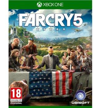 Игра за конзола Far Cry 5, за Xbox One image