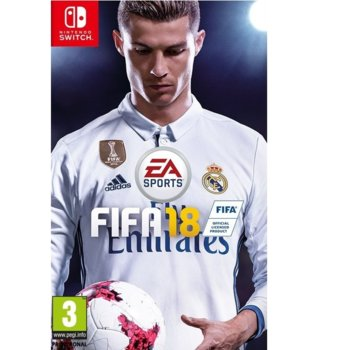 FIFA 18 Switch product