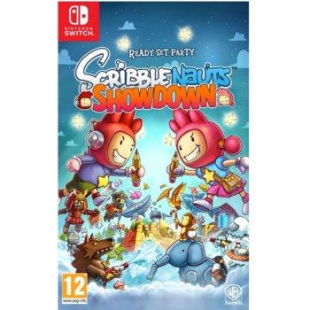 Игра за конзола Scribblenauts Showdown, за Switch image