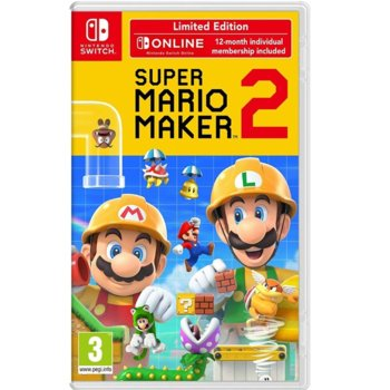 Super Mario Maker 2 Limited Edition product