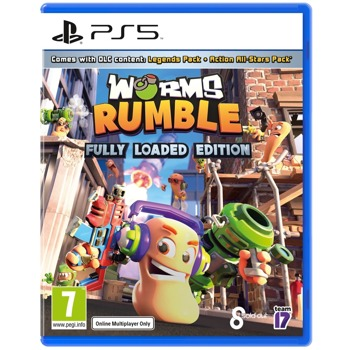 Игра за конзола Worms Rumble: Fully Loaded Edition, за PS5 image