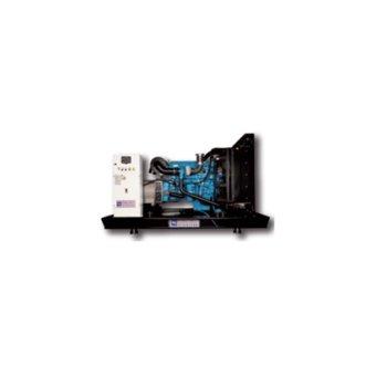 Дизелов генератор KJ POWER KJP 15, трифазен, двигател PERKINS, алтернатор SINCRO, 15kVA/12kW, водно охлаждане, 78л резервоар, с кожух image
