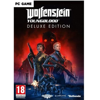 Игра Wolfenstein: Youngblood Deluxe Edition, за PC image