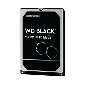 """Твърд диск 500GB WD Black Performance Mobile, SATA 6Gb/s, 7200rpm, 32MB, 2.5"""" (6.35 cm) image"""
