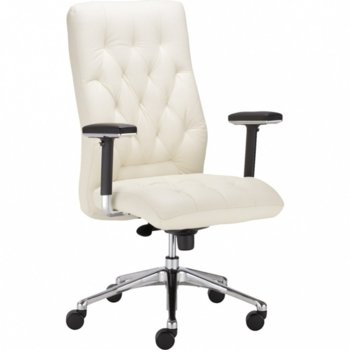 Директорски Стол CHESTER естествена кожа бежов product