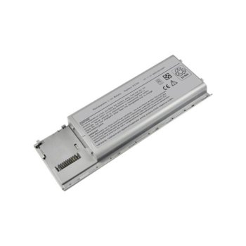 Батерия (заместител) за лаптоп Dell Latitude D620 D630 D630N D631 D830N, 6 cells, 11.1V, 4400mAh image