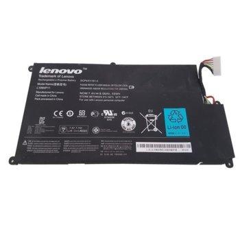 Батерия (оригинална) за лаптоп за Lenovo, съвместима със серия IdeaPad U410 L10M4P11 -  image