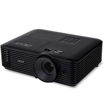 Проектор Acer X1328WH, DLP, WXGA (1280x800), 20 000:1, 4500lm, HDMI, VGA, USB image
