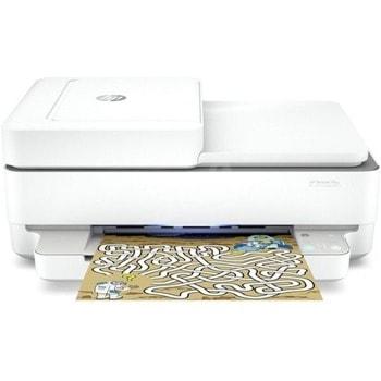 Мултифункционално мастиленоструйно устройство HP DeskJet Plus Ink Advantage 6475, цветен, принтер/копир/скенер/факс, 1200 x 1200 dpi, 25 стр/мин, Wi-Fi, USB, A4 image
