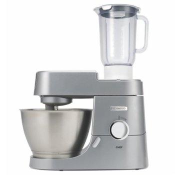 Кухненски робот Kenwood KVC3110S, 1000W, 4.6L купа, блендер, сив image