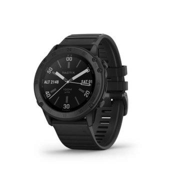 Смарт часовник Garmin Tactix Delta - Sapphire Edition, 1.4 (3.55 cm) дисплей, GPS, Bluetooth, Wi-Fi image
