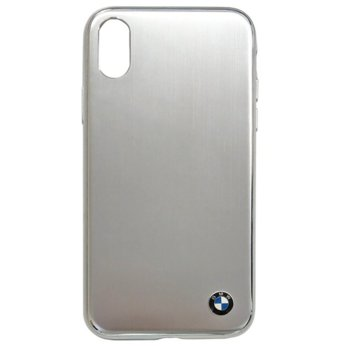 BMW Brushed Aluminium Soft Case BMHCPXSASI product