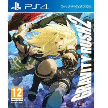 Игра за конзола Gravity Rush 2, за PS4 image