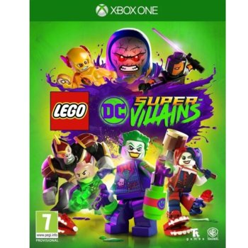 Игра за конзола LEGO DC Super-Villains, за Xbox One image