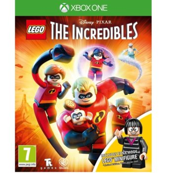 Игра за конзола LEGO The Incredibles Minifigure Edition, за Xbox One image