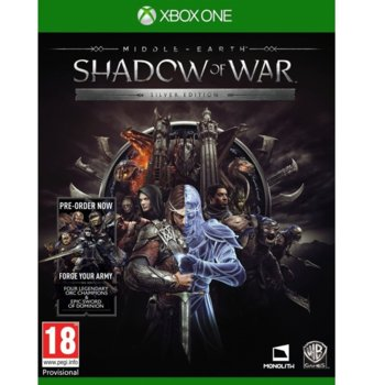 Middle-Earth: Shadow of War Silver Edition product