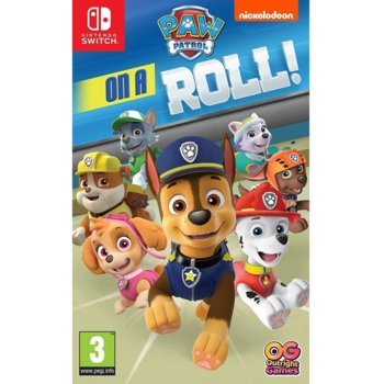 Paw Patrol: On a Roll (Nintendo Switch) product
