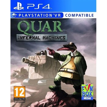 Игра за конзола Quar: Infernal Machines, за PS4 VR image