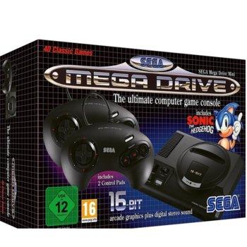 Конзола SEGA Mega Drive Mini, черен image